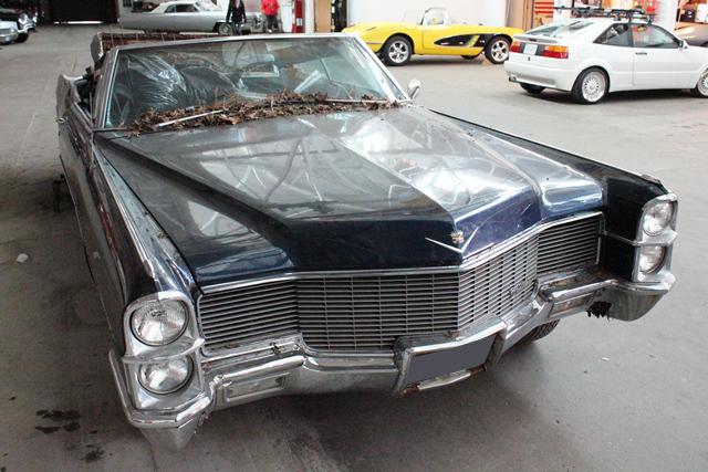 1965 Cadillac DeVille (Convertible) | FantomWorks