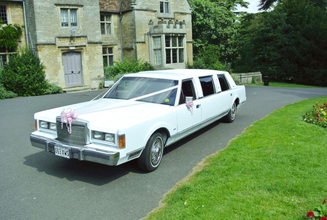 1989 Lincoln Town Car Limo