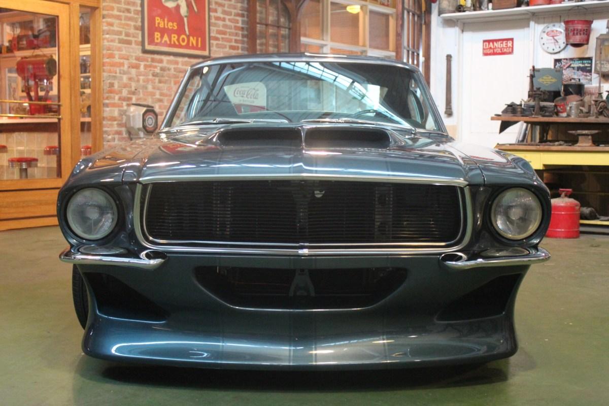 1968 Ford Mustang (Fastback) | FantomWorks