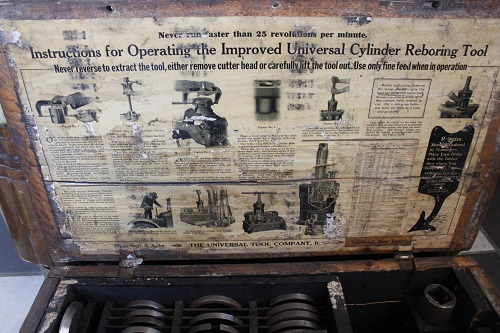 1920 Improved Universal Reboring Tool   FantomWorks