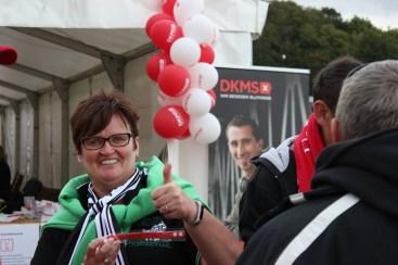 Rückblick auf die DKMS-Aktion