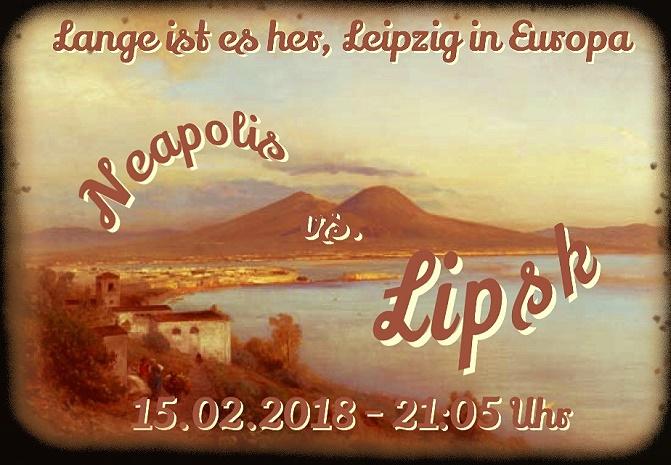 Fanreise Neapel