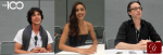 INTERVIEW: The 100 - Live from WonderCon Anaheim 2014 - Bob Morley, Lindsey Morgan, & Creator Jason Rothenberg