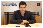 INTERVIEW: Grimm star David Giuntoli (Nick) Live from San Diego ComicCon 2014 (VIDEO)