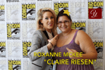 INTERVIEW: Dominion star Roxanne McKee (Claire) LIVE from San Diego ComicCon 2014! (VIDEO)