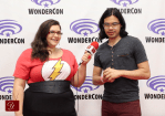 INTERVIEW: The Flash star Carlos Valdes (Cisco) - WonderCon 2015