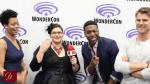 SPECIAL: Travis Van Winkle, Jocko Sims, & Christina Elmore from TNT's The Last Ship - WonderCon 2015