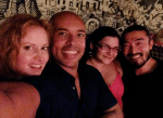 SPECIAL: Yael visits The cast of Killjoys - EXCLUSIVE Interview in Toronto with Thom Allison (Pree), Sean Baek (Fancy Lee), and Tamsen McDonough (Lucy)