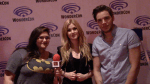 INTERVIEW: Stars of Freeform's Shadowhunters including Kat McNamara, Dom Sherwood, Harry Shum Jr, and MORE from WonderCon 2016