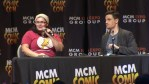 INTERVIEW: Enver Gjokaj at MCM London ComicCon, Oct 2017