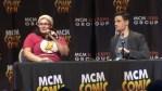 INTERVIEW: Enver Gjokaj at MCM London ComicCon, Oct 2017