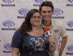 INTERVIEW: Riverdale - KJ Apa (Archie) at WonderCon 2017
