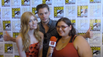 INTERVIEW: Shadowhunters - Kat McNamara & Dom Sherwood at San Diego Comic Con 2017