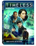 Sony Pictures TV Releases 'Timeless' Season 1 on DVD!
