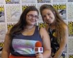 INTERVIEW: Dominique Provost-Chalkley - Wynonna Earp - San Diego Comic Con 2017