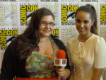 INTERVIEW: Summer Bishil - The Magicians - San Diego Comic Con 2017