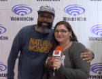 INTERVIEW: Black Lightning - Salim Akil (EP/ Showrunner) & Writers - WonderCon 2018