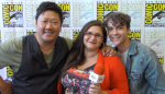 INTERVIEW: Benedict Wong & Benjamin Wadsworth from SYFY's Deadly Class at San Diego Comic Con 2018