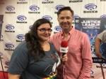INTERVIEW: George Newbern -  Justice League vs Fatal Five - WonderCon 2019