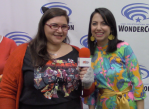 INTERVIEW: Kathleen Khavari (Ms. Marvel) – Marvel Rising: Heart of Iron – WonderCon 2019