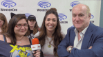 INTERVIEW: Natalia Cordova-Buckley & EP Jeph Loeb - Marvel's Agents of SHIELD - WonderCon 2019