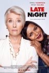 REVIEW: Late Night - Starring Emma Thompson and Mindy Kaling