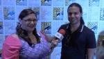 INTERVIEW: The Flash's Carlos Valdes (Cisco Ramon) at San Diego Comic-Con 2019