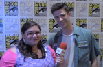 INTERVIEW: The Flash star Grant Gustin at San Diego Comic-Con 2019