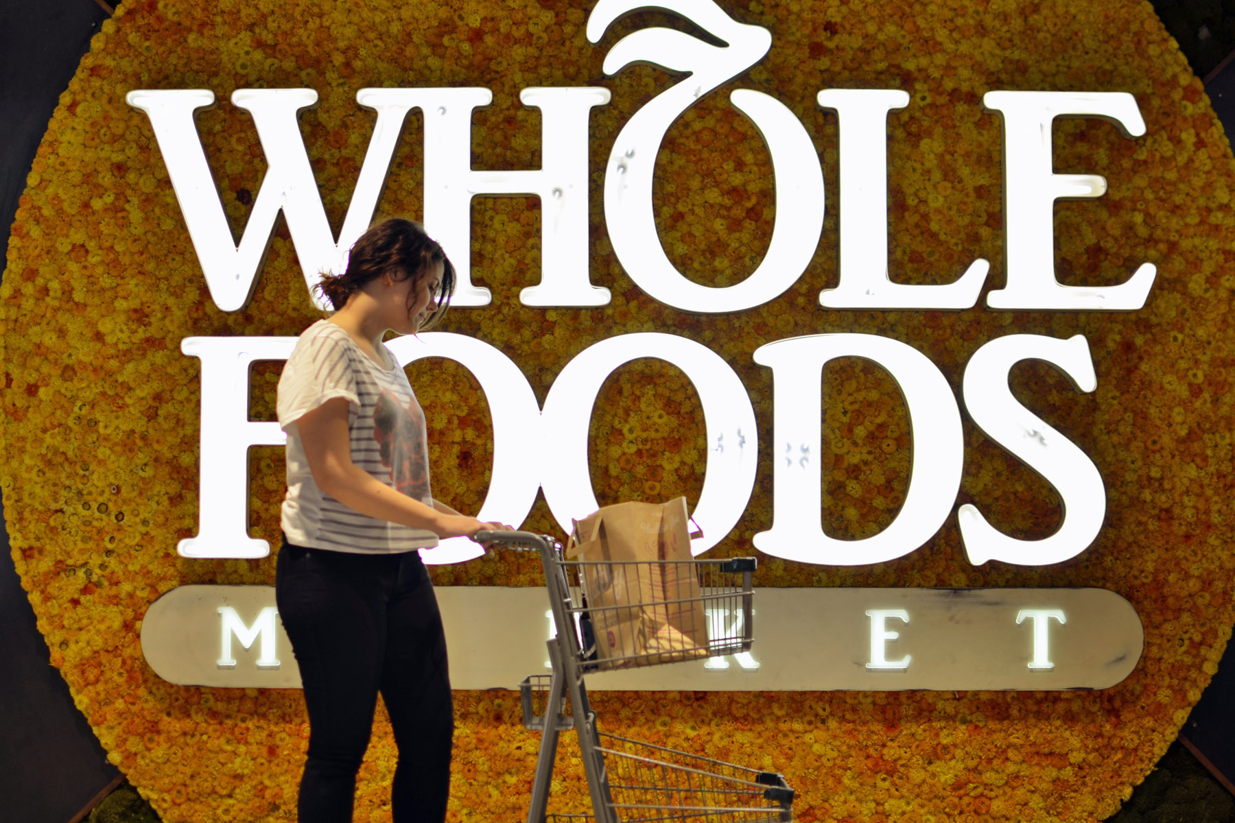 Feature: Marriage of Whole Foods with Amazon produces lower prices