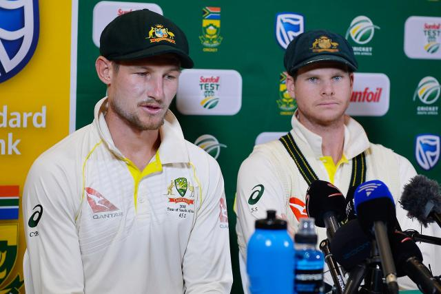 Smith,Warner banned by CA for 1 year