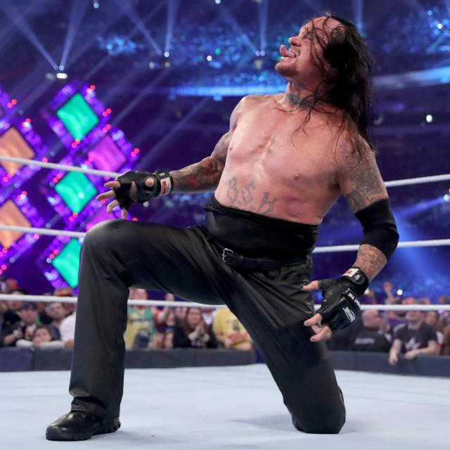 The Undertaker is going to wrestle again this month