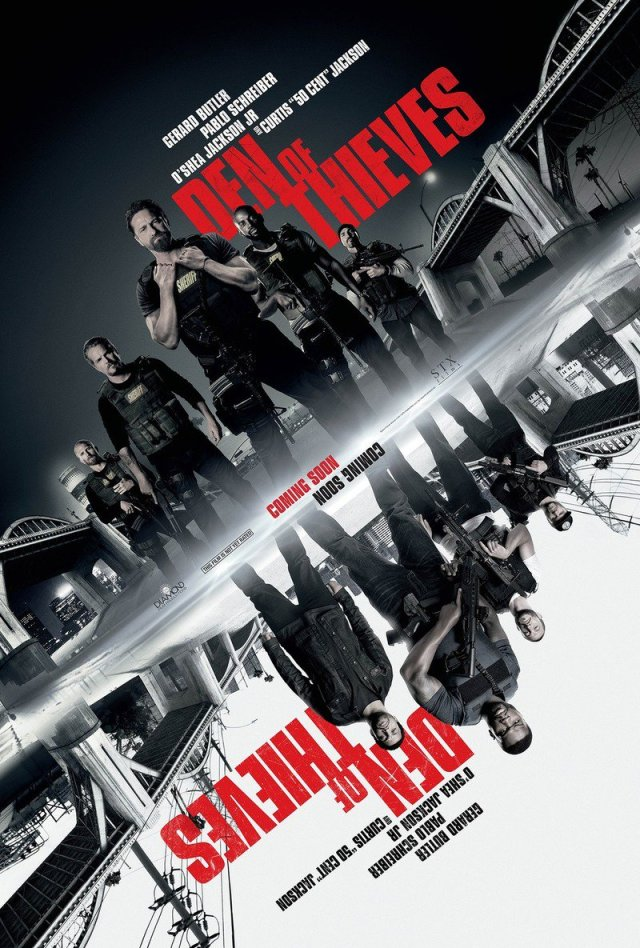 Den of Thieves: Movie Review