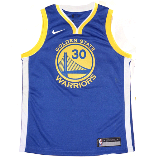 Curray NBA Jersey 30 Fanwears