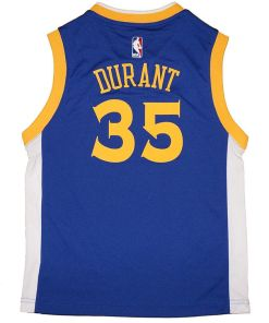Kevin Durant Golden State Warriors NBA Adidas Jersey