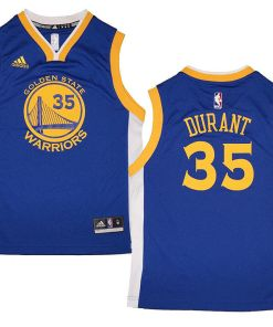 Kevin Durant Golden State Warriors Jersey ... b0fdf062734
