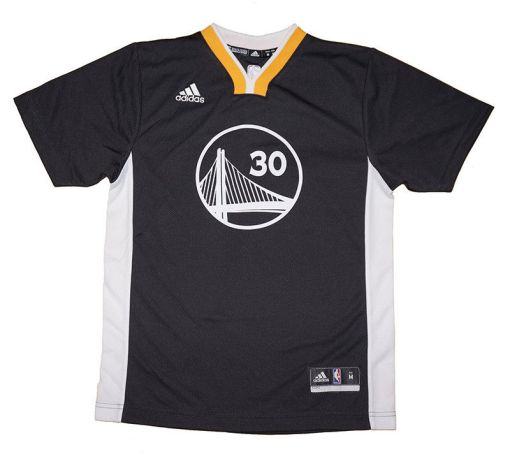 Stephen Curry Golden State Warriors NBA Adidas Jersey