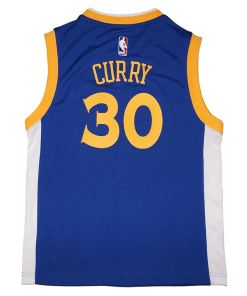 Stephen Curry Golden State Warriors NBA Jersey