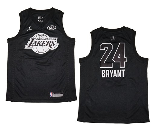 Jordan Kobe Bryant Los Angeles Lakers NBA Jersey Fanwears