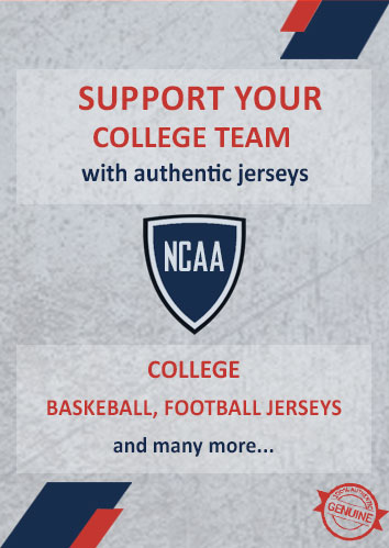 NCAA Banner College Jersey Fanwears