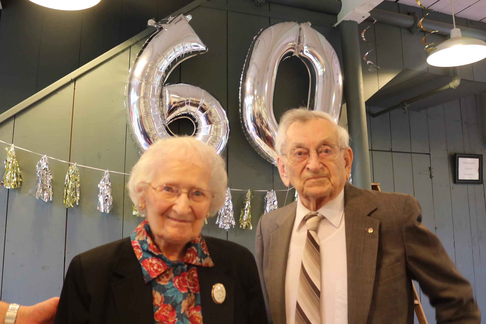 Grace and Bob 60