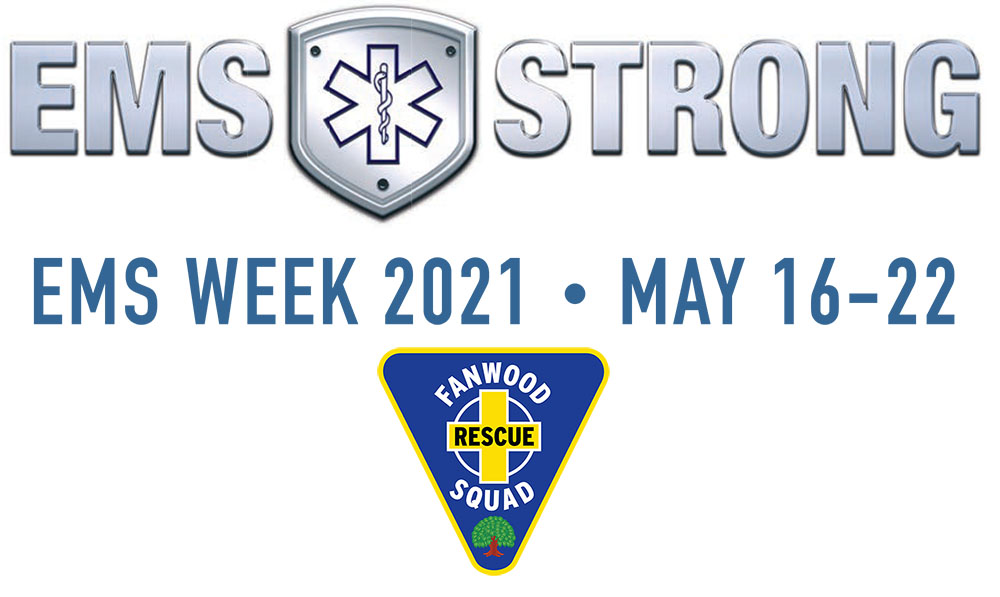EMS week graphic