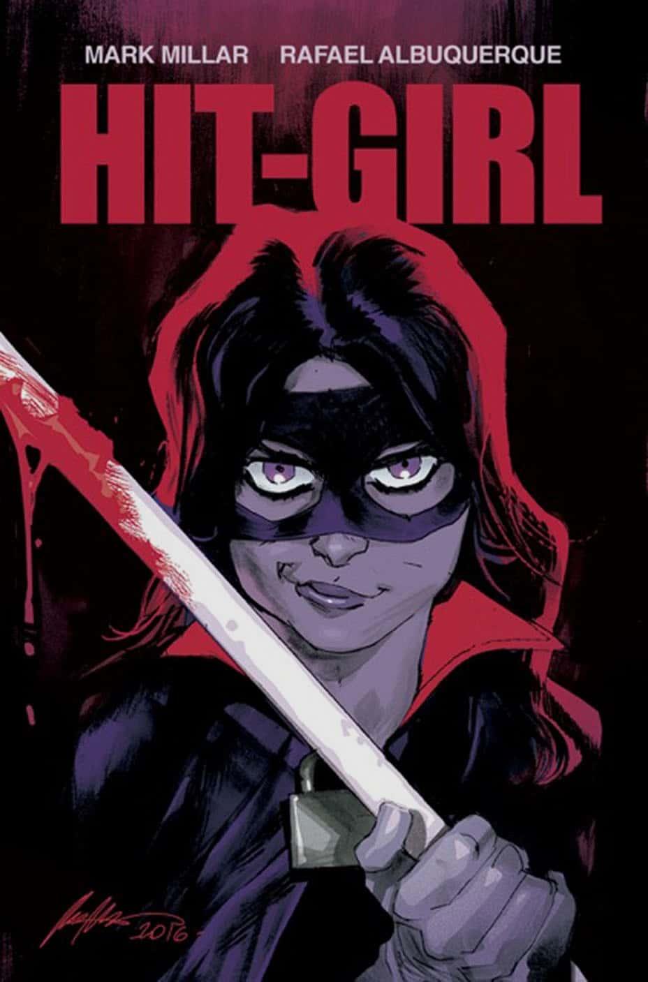 hit girl comics