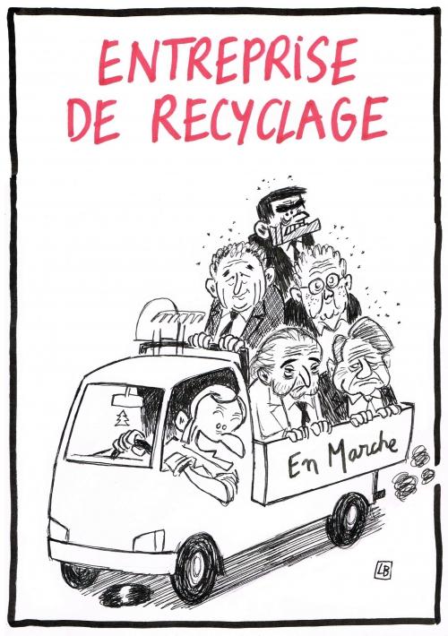 webzine,bd,zébra,gratuit,fanzine,bande-dessinée,caricature,emmanuel macron,en marche,bayrou,