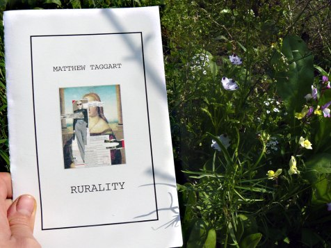 Matthew Taggart: Rurality