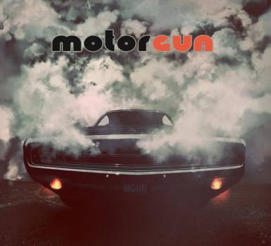 Motorgun front cover