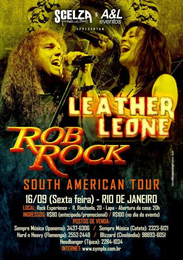 leather e rob rock no RJ
