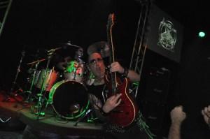 Mantas & Venom Inc live @ the Rock Experience Club, RJ 17/12/2015