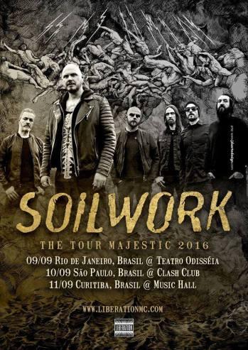 Soilwork BRZ 2016