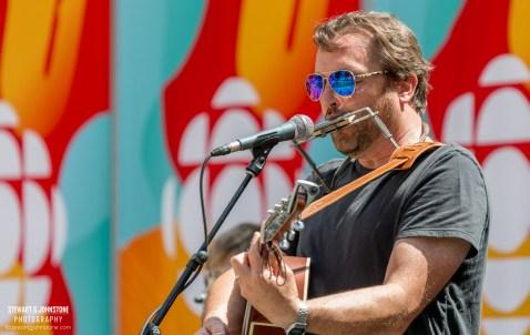 Chris Ronald - CBC Plaza, Vancouver - 22nd July, 2019