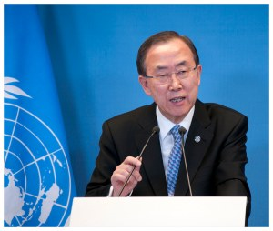 FAPA Protests UN Secretary General's Stance On Taiwan
